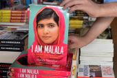 Malala yousafzai nobel shot