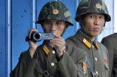 North south korea DMZ
