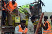 Pakistan baluchistan seism alleviation force