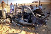 Sinai motorcar bombardment 2013 10 13