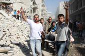 Syria WMD UN demobilisation move time periods