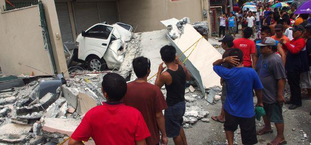 Philippines quake modification 2013 10 15